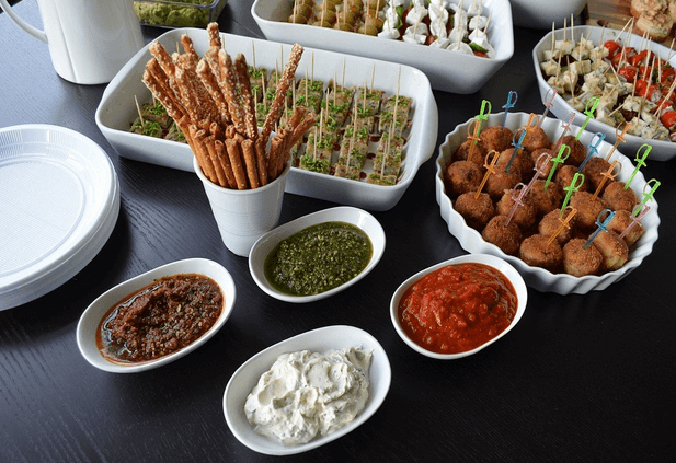 Professional Catering Service for Your Home Party